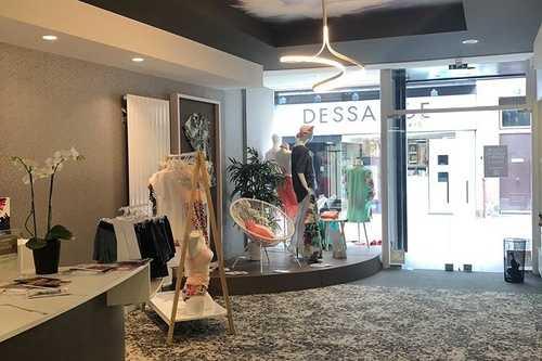 Aménagement et décoration intérieure d''un magasin à Saint Brieuc - 22