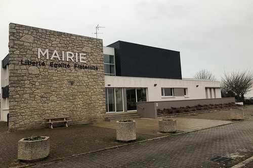 Mairie de Trémuson - (22) - Ravalement de façade